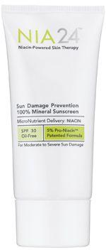 NIA24 Sun Damage Prevention SPF 30