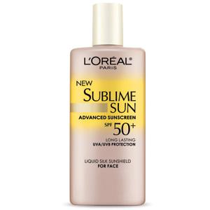 L'Oreal Paris Sublime Sun Advanced Sunscreen for Face SPF 50+