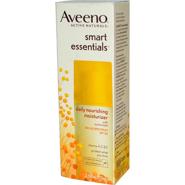 AVEENO Smart Essentials Daily Nourishing Moisturizer Broad Spectrum SPF 30