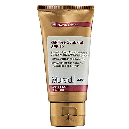Murad Age Proof Oil-Free Sunscreen Broad Spectrum SPF 30/PA+++