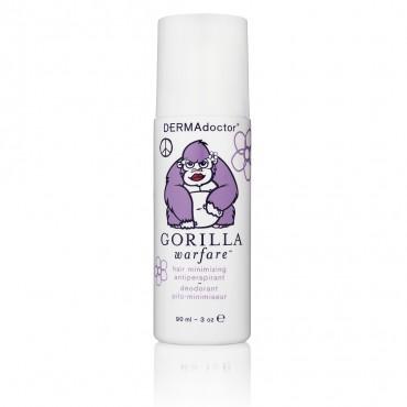 DermaDoctor GORILLA Warfare Hair Minimizing Antiperspirant Deodorant