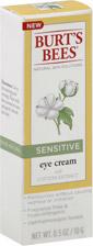 Burt's Bees Sensitive Eye Cream