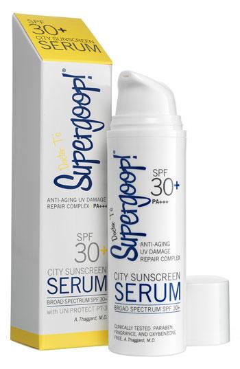 Dr. T's Supergoop! City Sunscreen' Serum SPF 30+ PA+++