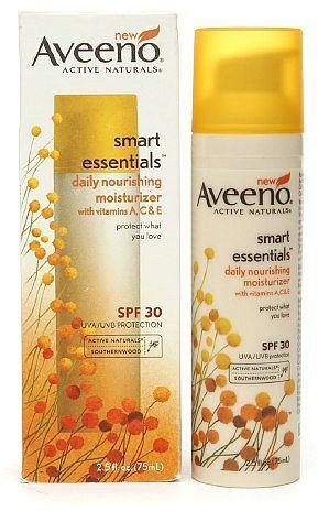 Aveeno Active Naturals Smart Essentials Daily Nourishing Moisturizer SPF 30
