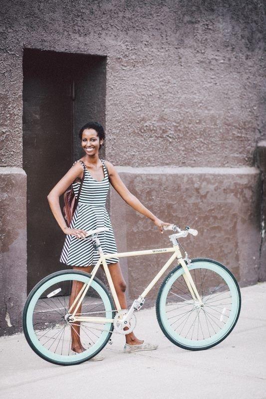Cycling Stripes