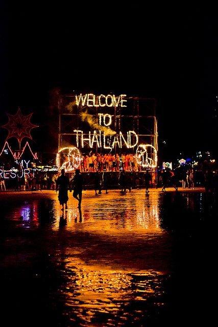 Ko Phangan, Thailand