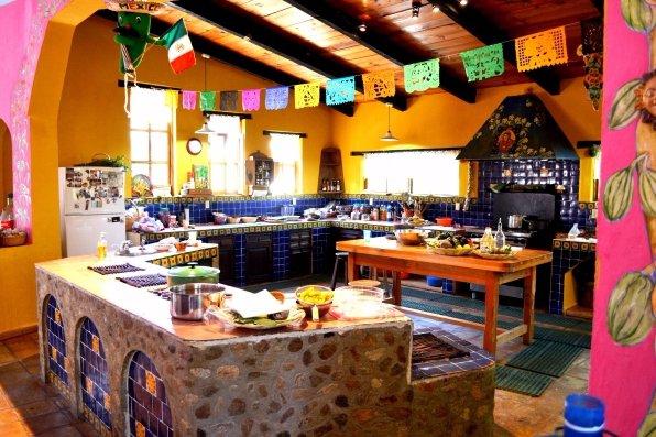 Attend a Culinary School in Mexico