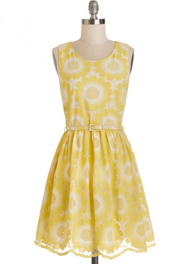 Soiree of Light Dress