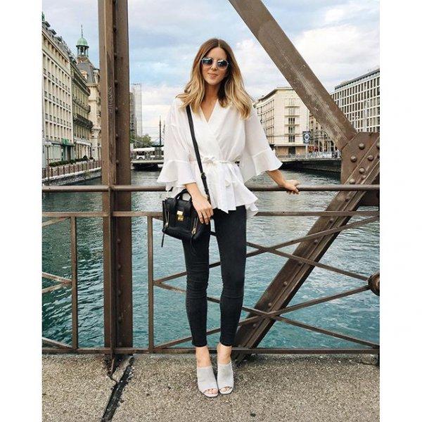 clothing, footwear, denim, jacket, outerwear,