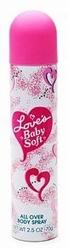 Love's All over Body Spray