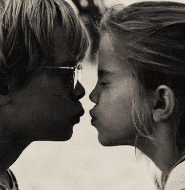 "Thomas J and Veda, ""My Girl"""
