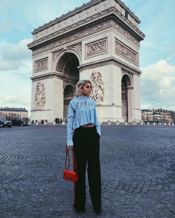 Arc de Triomphe, landmark, tourism, monument, arch,