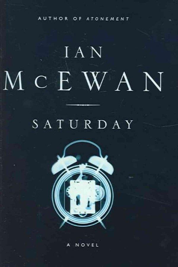 Saturday – Ian McEwan