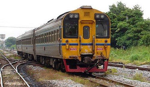 A Sleeper Train Ride through Thailand