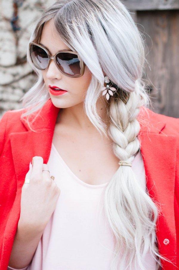 Ash Grey Blonde
