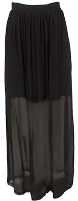 Antipodium Haughty Culture Sheer Maxi Skirt