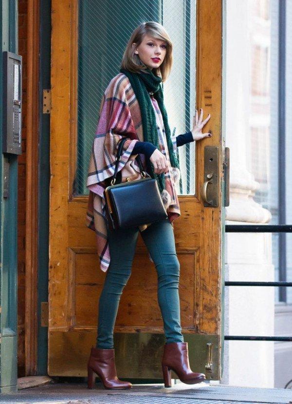 Taylor's Tartan