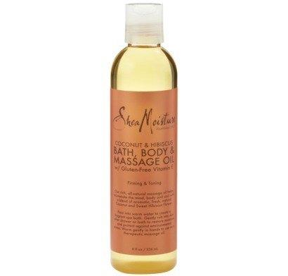 SheaMoisture Coconut & Hibiscus Oil