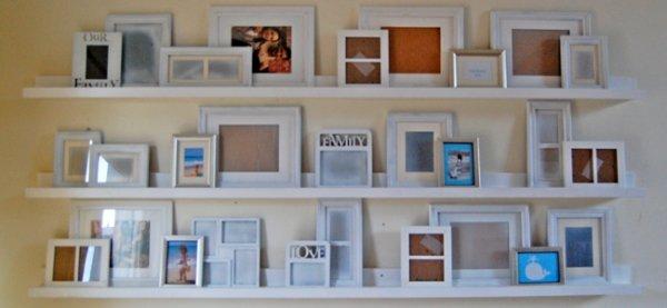 10-Dollar Ledge Shelves