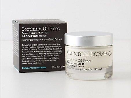 Elemental Herbology Facial Hydrator SPF 12