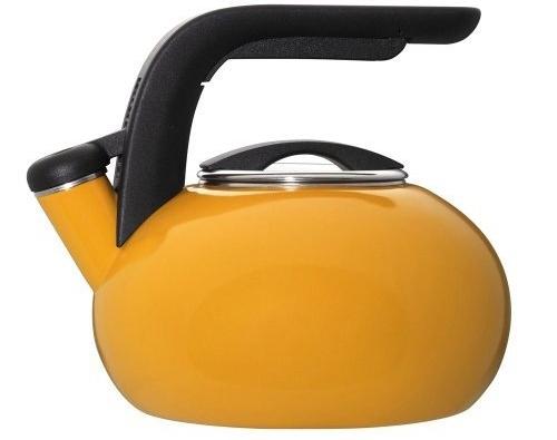 KitchenAid Teakettle in Mustard