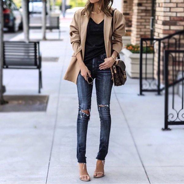 clothing, jeans, denim, leather, footwear,