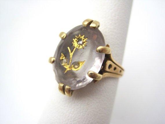 Victorian Diamond Rings