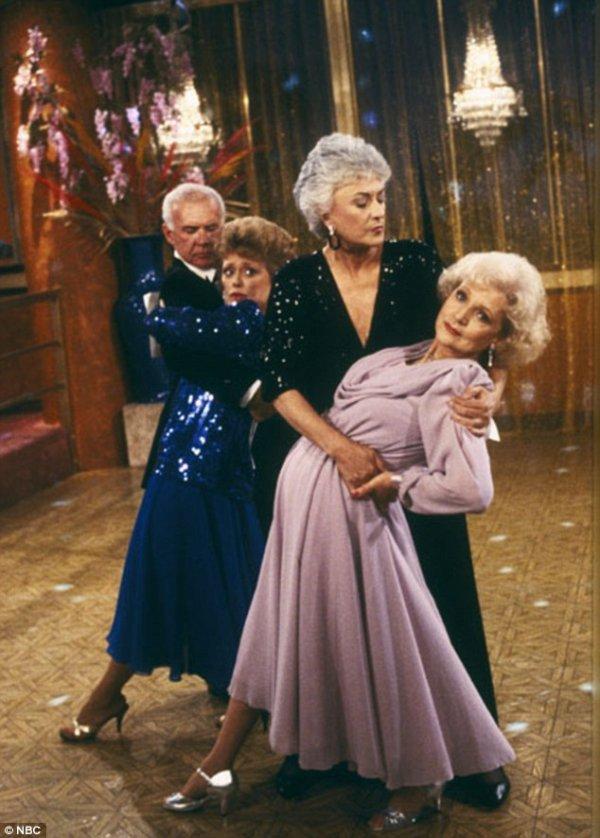 Betty White & Bea Arthur