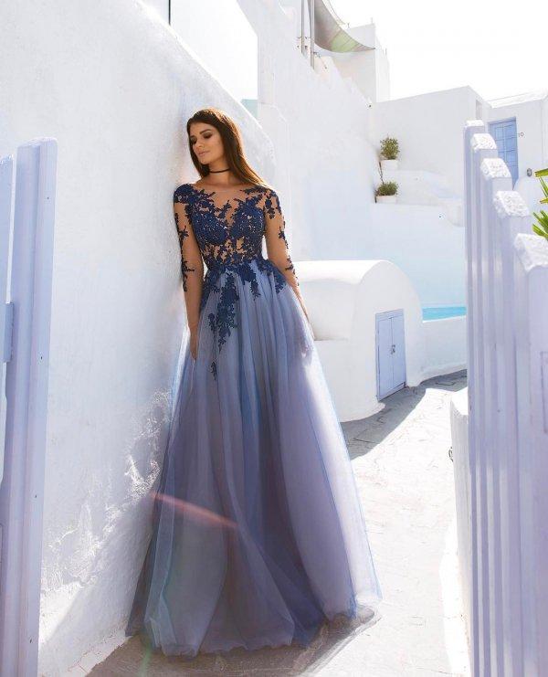 dress, clothing, blue, wedding dress, gown,
