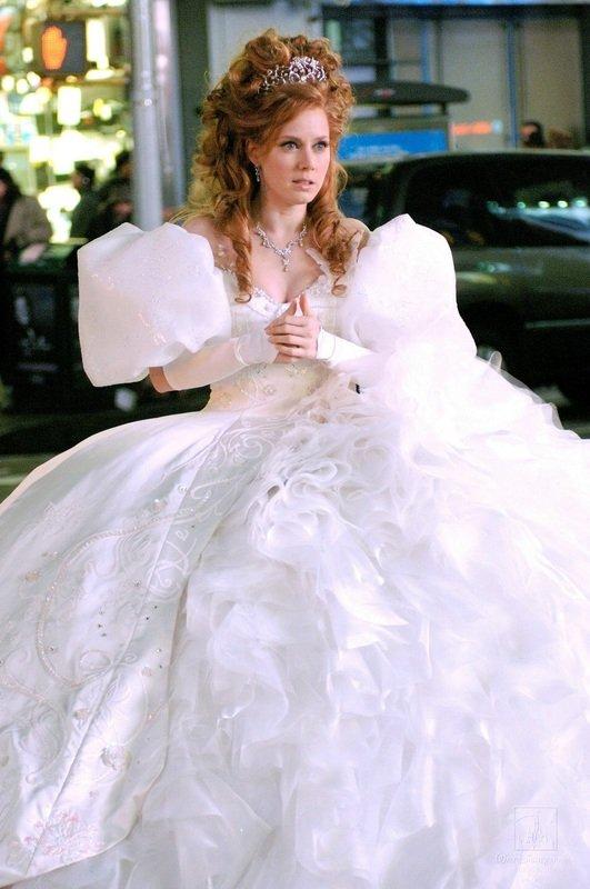 Giselle, Enchanted