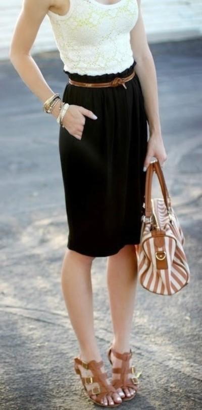 Black and Tan…