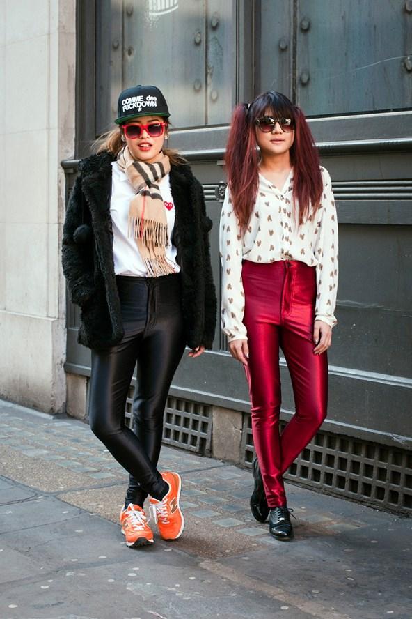 The Streetwear Pair