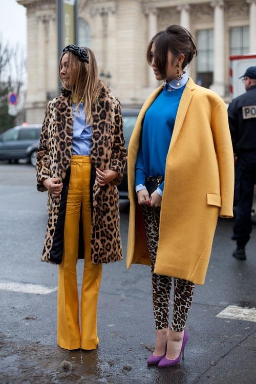 The Leopard Print Pair