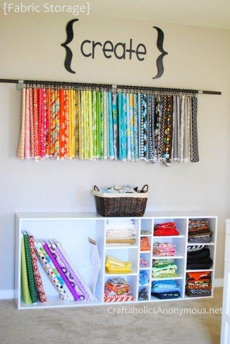 Hanging Fabric