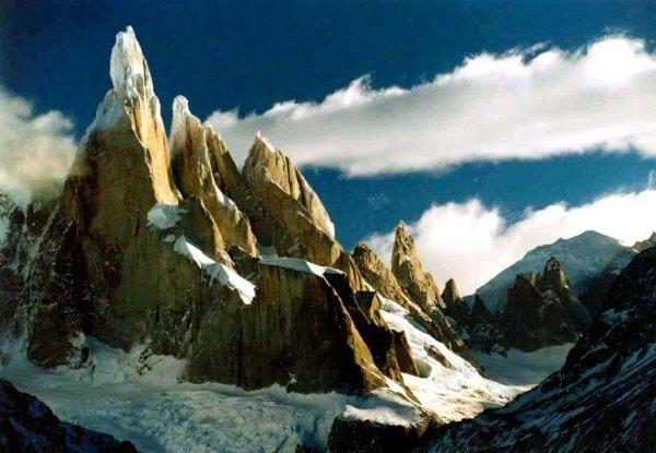 Patagonia's Cerro Torre