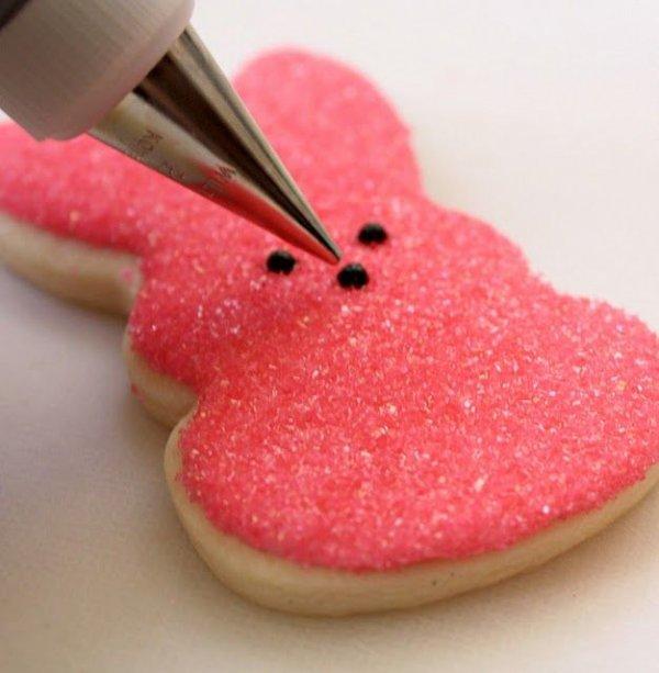 Peep Sugar Cookie