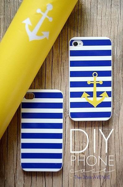 Nautical ThemeD Case