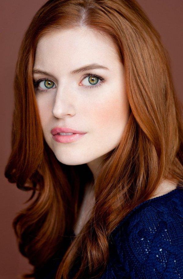 Gorgeous Ginger