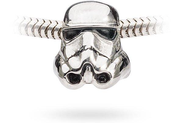 Stormtrooper Charm Bead