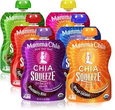 Mamma Chia Squeeze