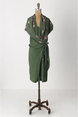 Cloak of Quills Dress