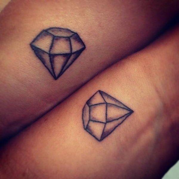 Matching Diamonds