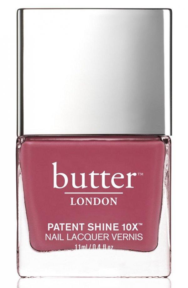 Butter London,nail polish,nail care,pink,beauty,