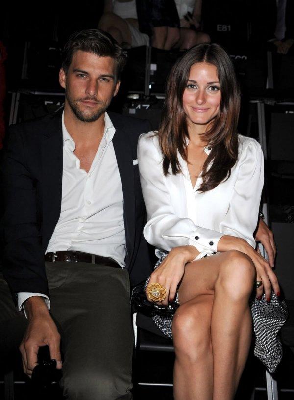 Olivia Palermo Johannes Huebl 7 Engaged Celebrities