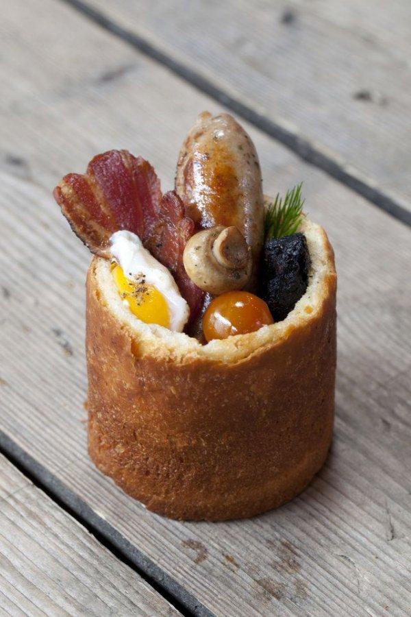 The Best Breakfast in London