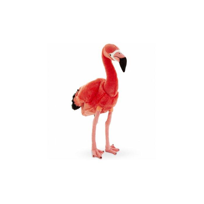 FAO Schwarz 11 Inch Plush Pink Flamingo