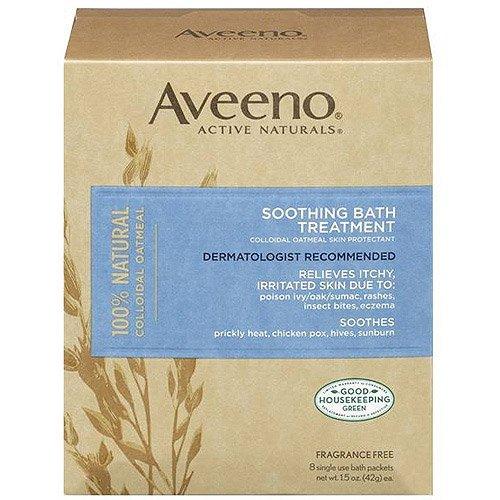 Aveeno Active Naturals Soothing Bath Treatment