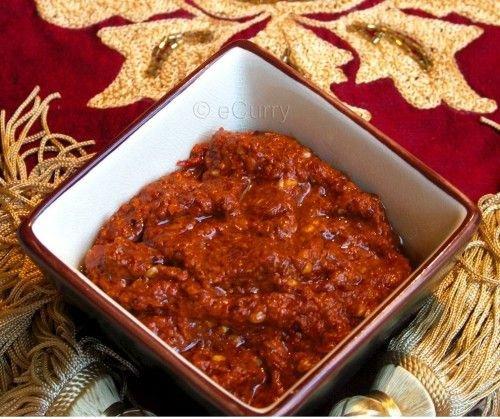 Homemade Harissa: Traditional Hot Sauce