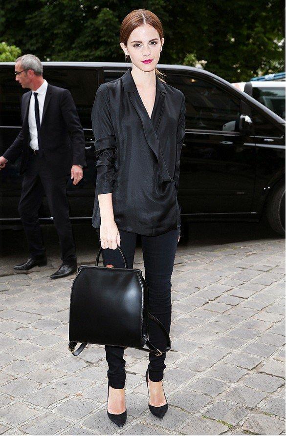 black, clothing, footwear, little black dress, leather,