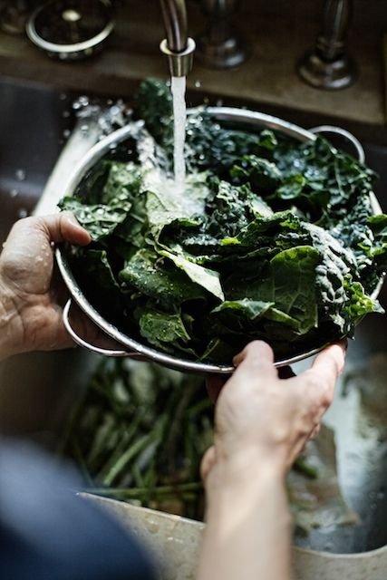 leaf vegetable, vegetable, kale, food, chard,